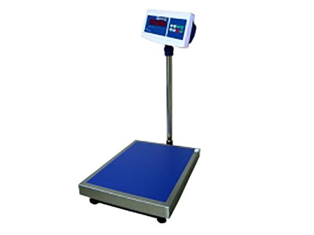Напольные весы МП 600 ВДА-0/ХМ6 (1000х1000)100г Гулливер 2