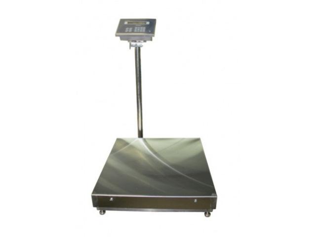 Напольные весы ВПА-200 (нерж)