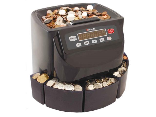 Сортировщик монет Cassida C200