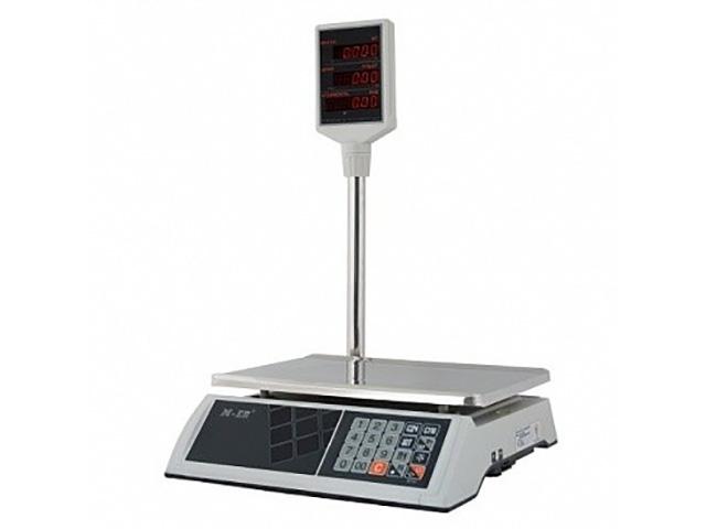 Торговые весы M-ER 327P-15.2 LCD