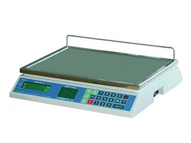 Торговые весы Меркурий 313 c RS-232