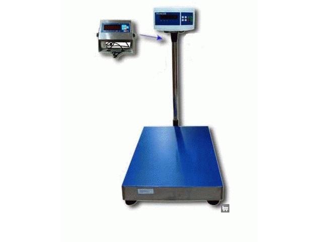 Напольные весы МП 300 ВДА-0-ХМ6 (1000х1200) 50г Гулливер 2