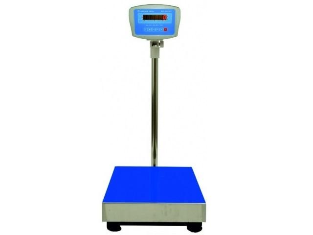 Напольные весы ВСП-300-100-5КС