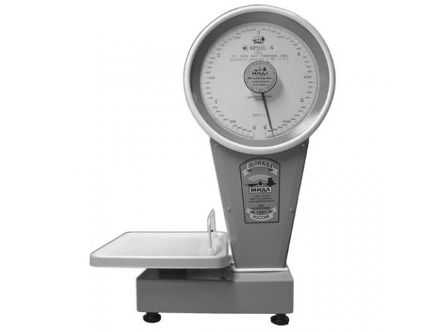 Механические весы ВРНЦ- 6-Т