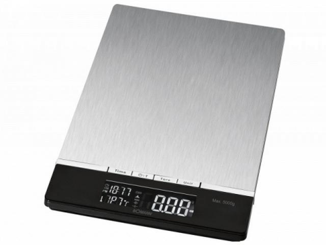 Бытовые весы Bomann KW 1421 CB inox