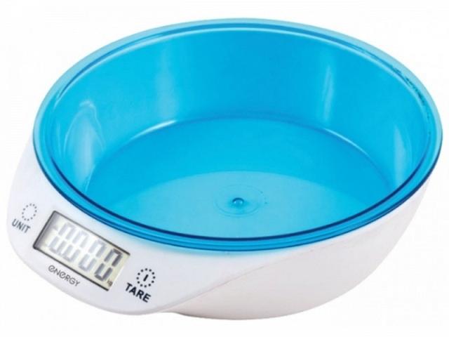 Бытовые весы Energy EN-417 (голубой)