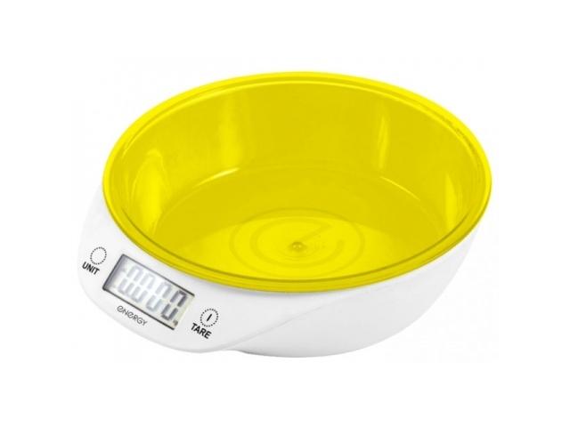 Бытовые весы Energy EN-417 (желтый)
