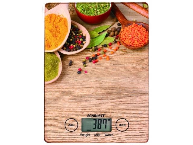 Бытовые весы Scarlett SC-KS57P02