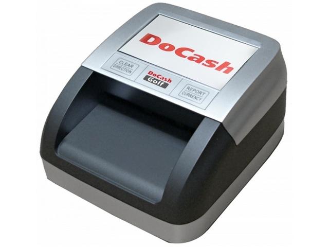 Детектор валют DoCash Golf Rub