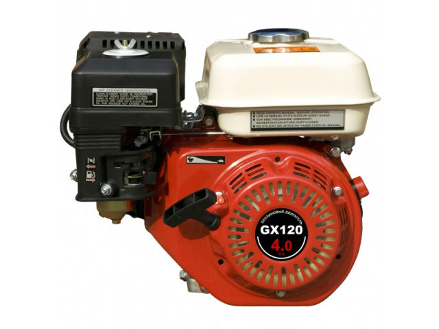 Двигатель бензиновый GX 120