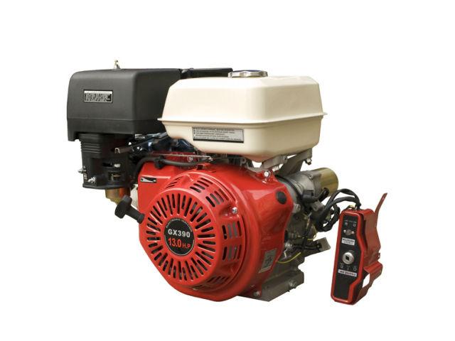 Двигатель бензиновый GX 390 E (V тип)