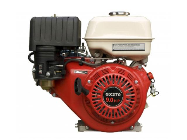 Двигатель бензиновый GX 390 (V тип) (короткий конус)