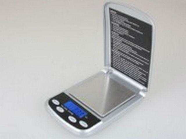Карманные весы Pocket scale (ML-A01) (ювелирные)