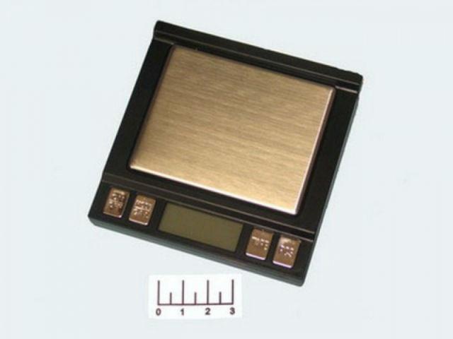 Карманные весы Pocket scale (ML-C02) (ювелирные)