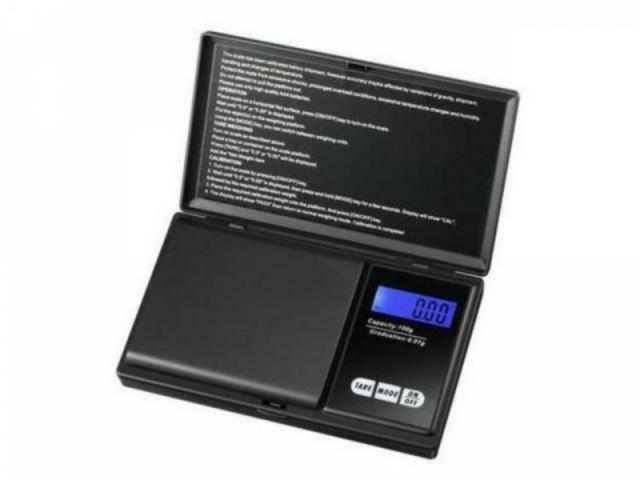 Карманные весы Yasmart MS-200 (ювелирные)