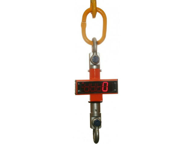 Крановые весы МК-5000С