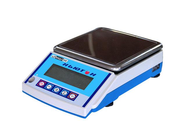 Лабораторные весы МЛ 1,5 В1ЖА Ньютон (0,05)