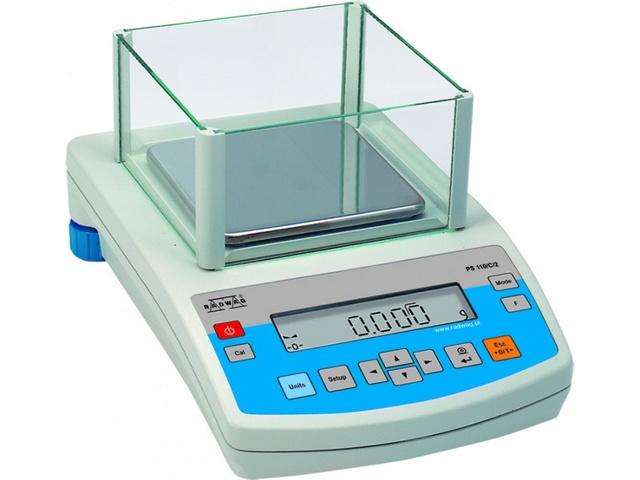 Лабораторные весы Radwag PS 360C2