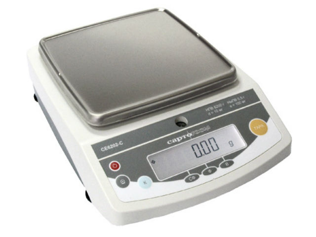 Лабораторные весы СЕ-6101