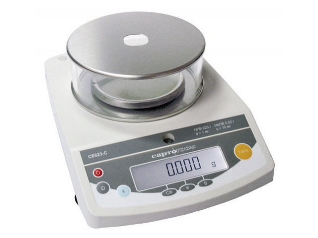 Лабораторные весы СЕ-623С