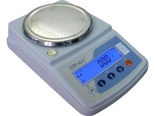 Лабораторные весы ТВЕ-1-0,01
