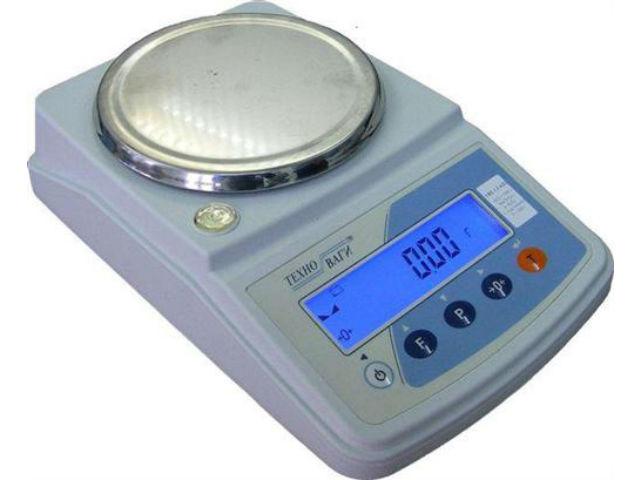 Лабораторные весы ТВЕ-3-0,05