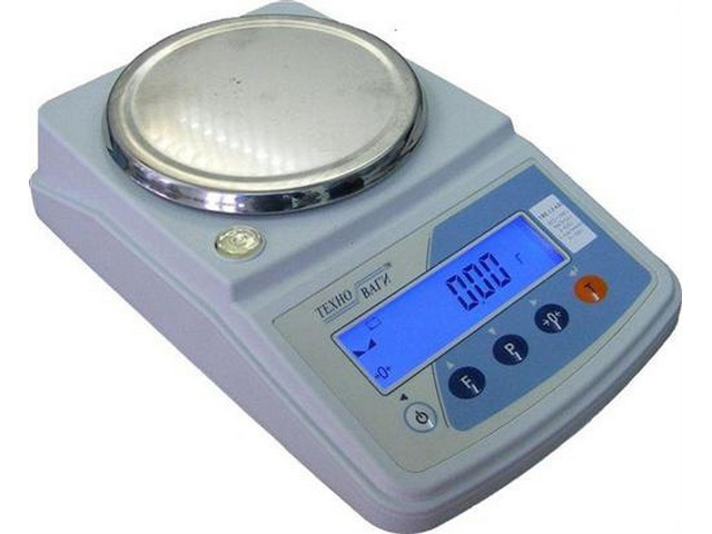 Лабораторные весы ТВЕ-6-0,1