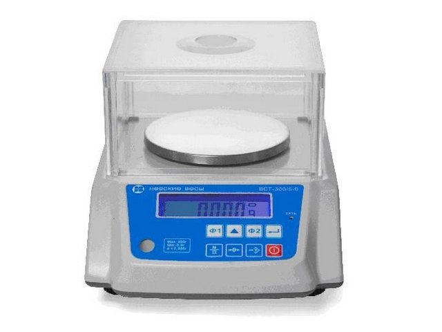 Лабораторные весы ВСТ-1500/0,05
