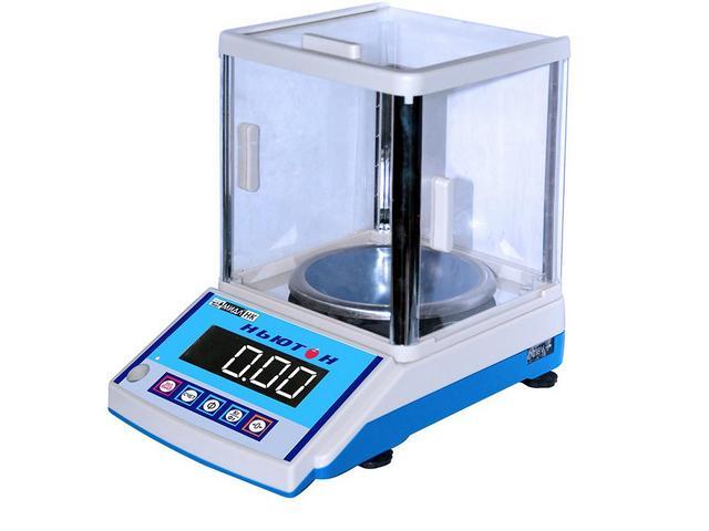 Лабораторные весы МЛ 0,11 II В1ЖА(0,01;D-83) Ньютон (0,001)