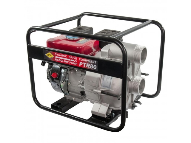 Мотопомпа DDE PTR80 (бензиновая)