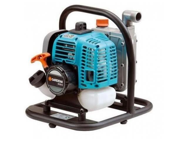 Мотопомпа Gardena Classic 9000/3 01436-20.000.00 (для чистой воды)