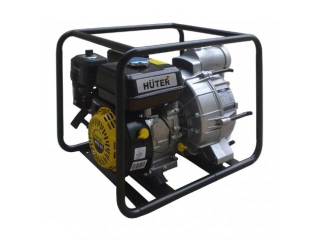 Мотопомпа Huter MPD 80