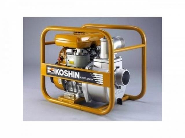 Мотопомпа KOSHIN SE-80 X (для чистой воды)
