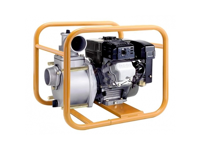 Мотопомпа KOSHIN STR-80 EX (для загрязненной воды)