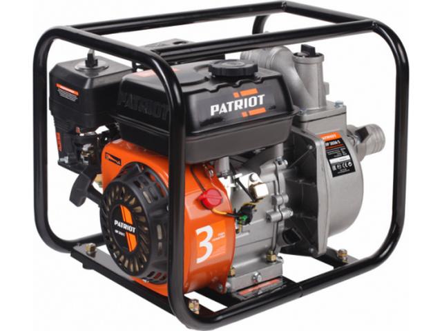 Мотопомпа PATRIOT MP 2036 S (бензиновая)