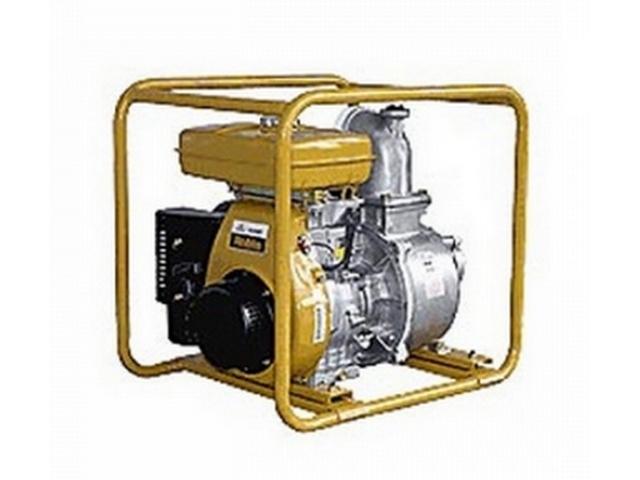 Мотопомпа SUBARU PTD 405T (дизельная, для грязной воды)
