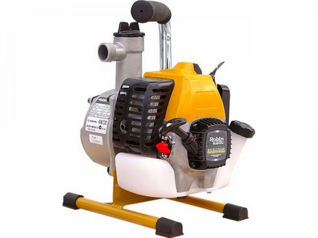 Мотопомпа SUBARU PTG 110 (бензиновая, для слабозагрязненной воды)