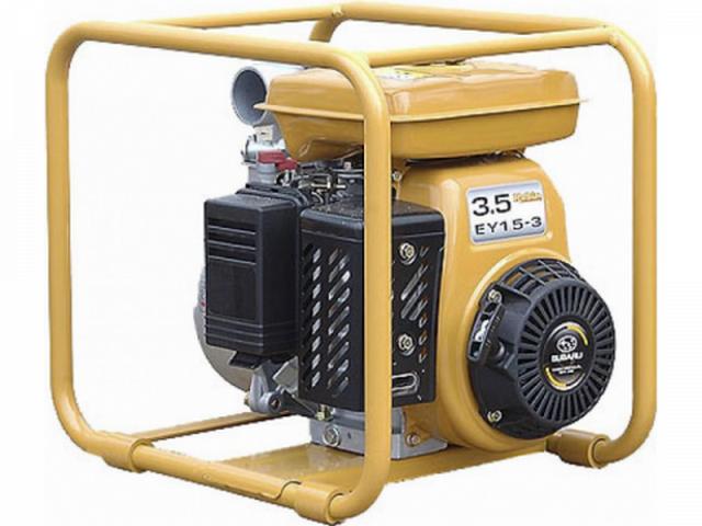 Мотопомпа SUBARU PTG 208ST (бензиновая, для грязной воды)