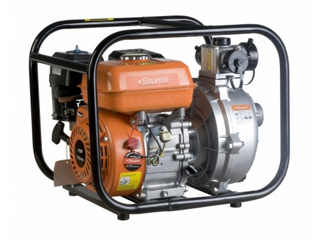 Мотопомпа Sturm BP8760VD (бензиновая)