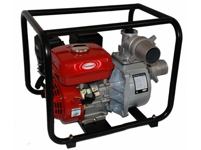 Мотопомпа Tsunami WP 80D (бензиновый)
