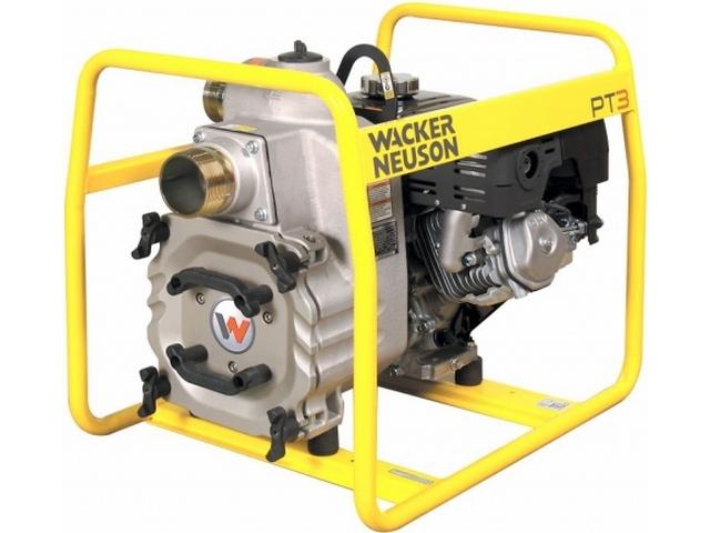 Мотопомпа Wacker Neuson PT 3H 5000009103 (для грязной воды)