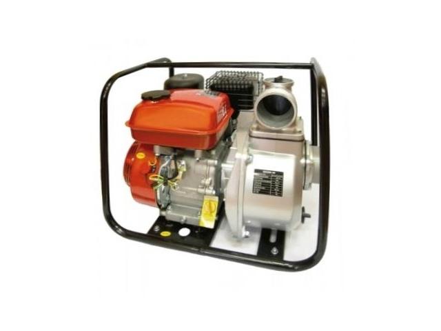 Мотопомпа ZONGSHEN QGZ80-30 (бензиновая)