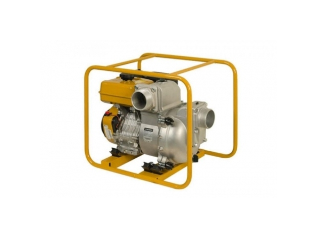 Мотопомпа c датчиком уровня масла ROBIN-SUBARU PTX401T (бензиновая)