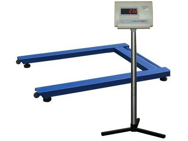Паллетные весы ВСП4-5000П