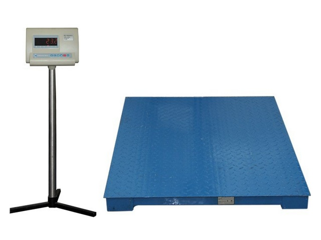 Платформенные весы ВСП4-3000А-1212