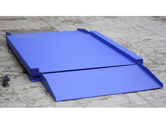 Платформенные весы ВСП4-600Н-1010