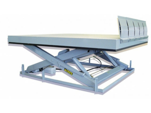 Подъемный стол JIHAB AB JX4.5-60/160-2CK (2500x2400)