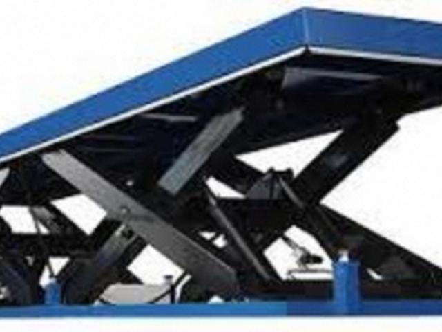 Подъемный стол JIHAB AB JXX2-20/160-4C (4550x1500)