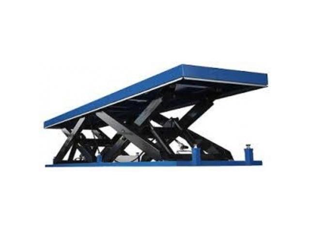 Подъемный стол JIHAB AB JXX2-20125-4C (4000x2000)