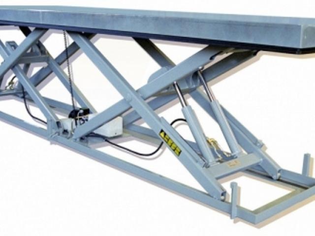 Подъемный стол JIHAB AB JXX2-30/125-4C